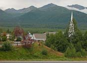 Muldoon Road at 36th Avenue, Anchorage, Alaska